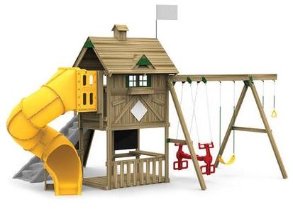 new resort playground