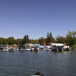 tomahawk resort docks boats