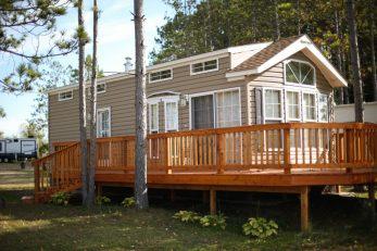 tomahawk lodge park model