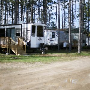 tomahawk resort minnesots rv sites
