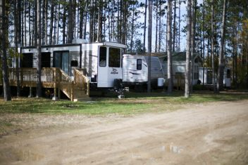 tomahawk resort rv sites