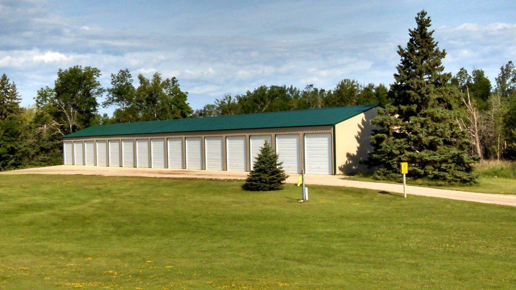 tomahawk resort garage space storage