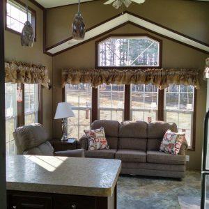 park model living room